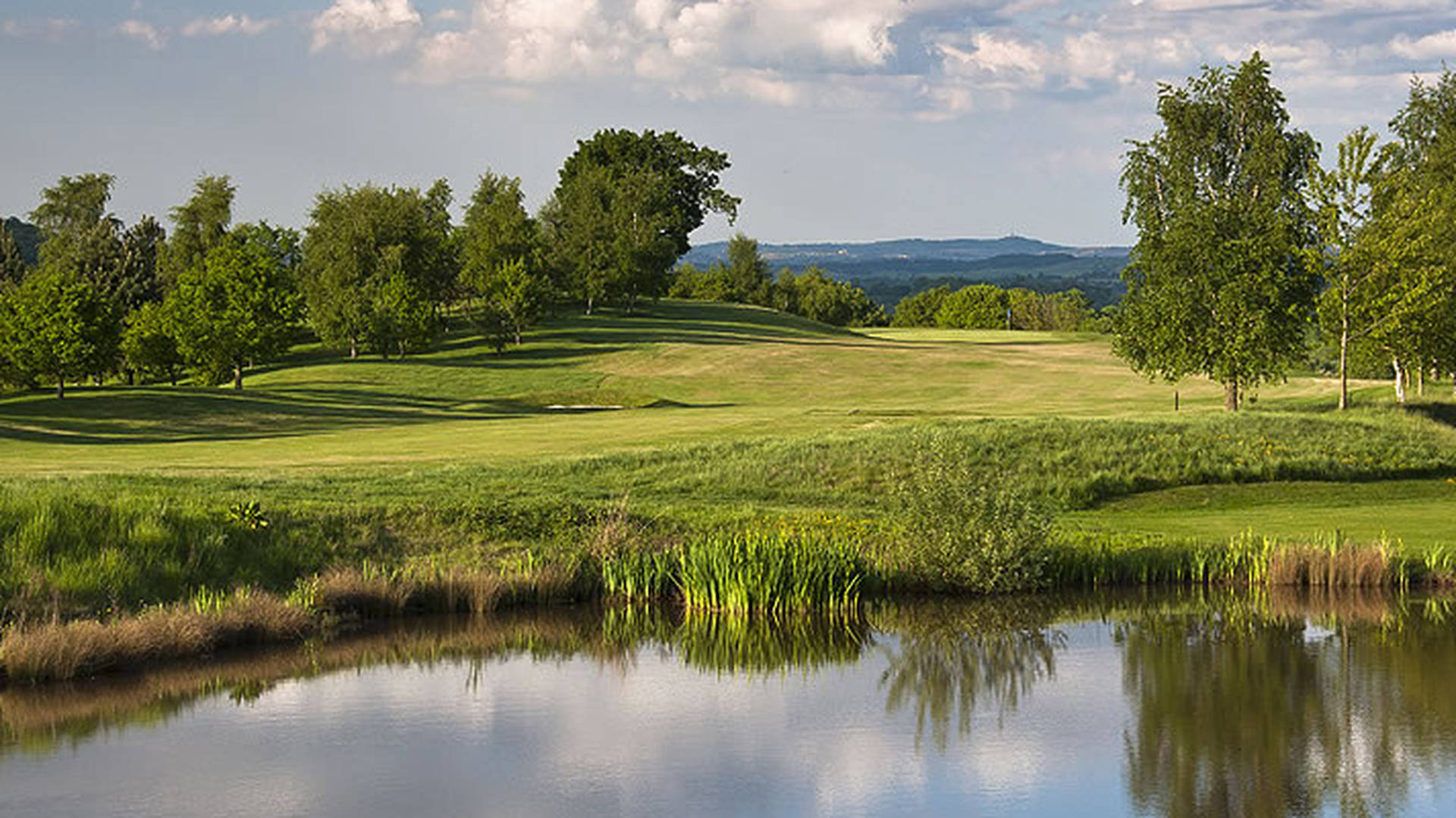 Golf at Wharton Park Image
